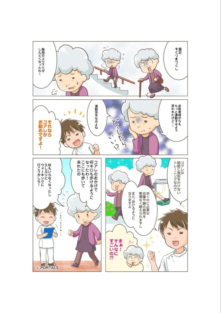 老化 悩み