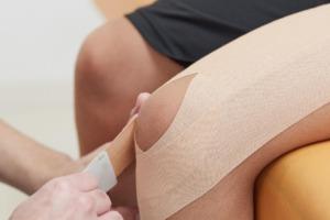 スポーツ治療 膝